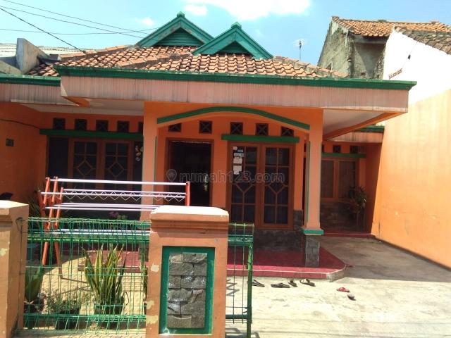 Rumah dijual 1 lantai, 4 kamar hos3643703 | rumah123.com