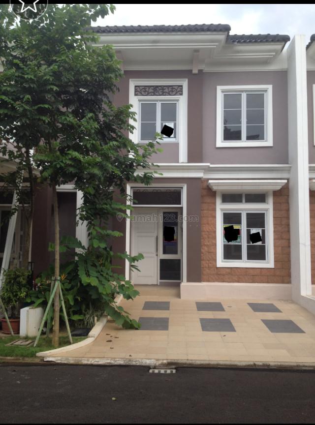 Rumah Michelia paramount serpong, Gading Serpong Cluster Michelia, Tangerang