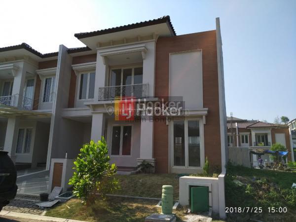 Rumah cantik baru gress di perumahan elite graha candi golf jangli semarang, Jangli, Semarang