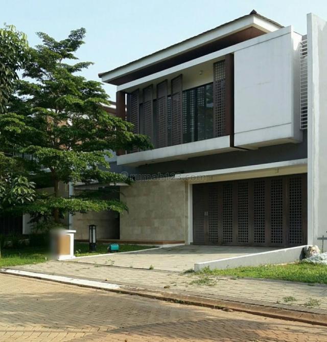 "Rumah Siap Huni Bagus Nyaman di De Park BSD ""De Naara"" mentengnya BSD lokasi sangat nyaman homie, BSD De Park, Tangerang"