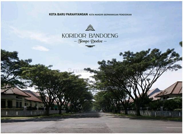 KORIDOR BANDOENG TEMPOE DOELOE, Kota Baru Parahyangan, Bandung