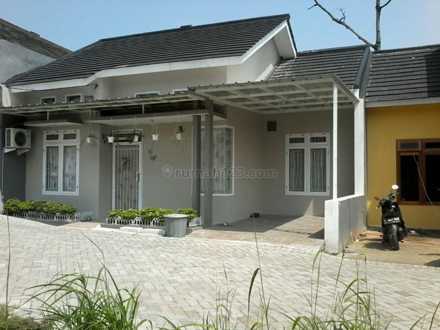 Rumah Murah Bagus Berkualitas di PabuaranJatisampurna Bekasi, Jatisampurna, Bekasi