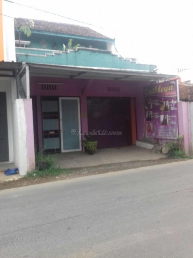 Rumah Ruko pameuntasan bandung cocok untuk usaha, Kutawaringin, Bandung