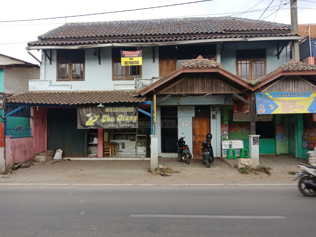 Rumah Ruko jalan raya soreang cipatik, Kutawaringin, Bandung