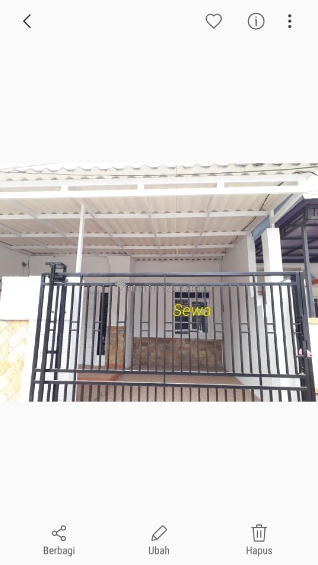 rumah siap huni, BSD Villa Melati Mas, Tangerang