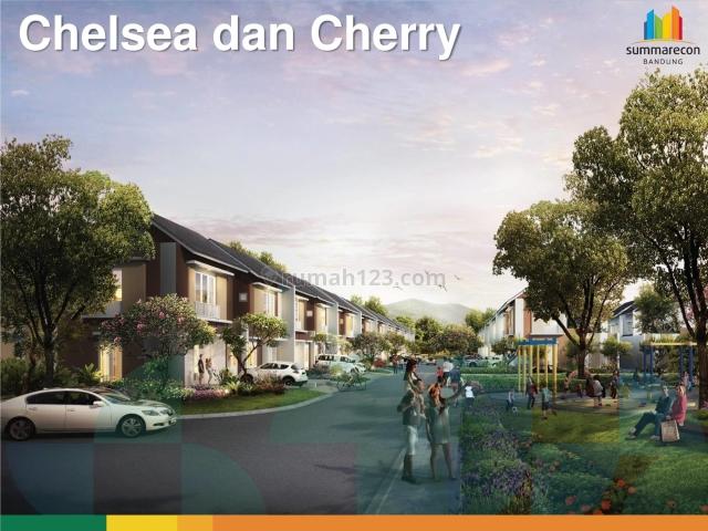 Cluster Premium Cherry Premium di Summarecon Bandung, Gede Bage, Bandung