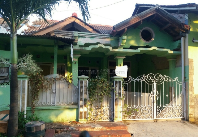 Rumah murah di Perumahan Bumi Anggrek, Karangsatria Bekasi Utara, Karang Satria, Bekasi
