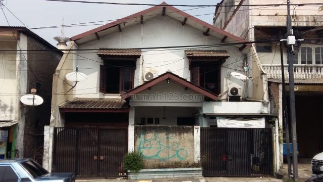 Rumah Strategis Di Jalan Bungur Dekat Gandaria City Cocok Buat Usaha, Kebayoran Lama, Jakarta Selatan