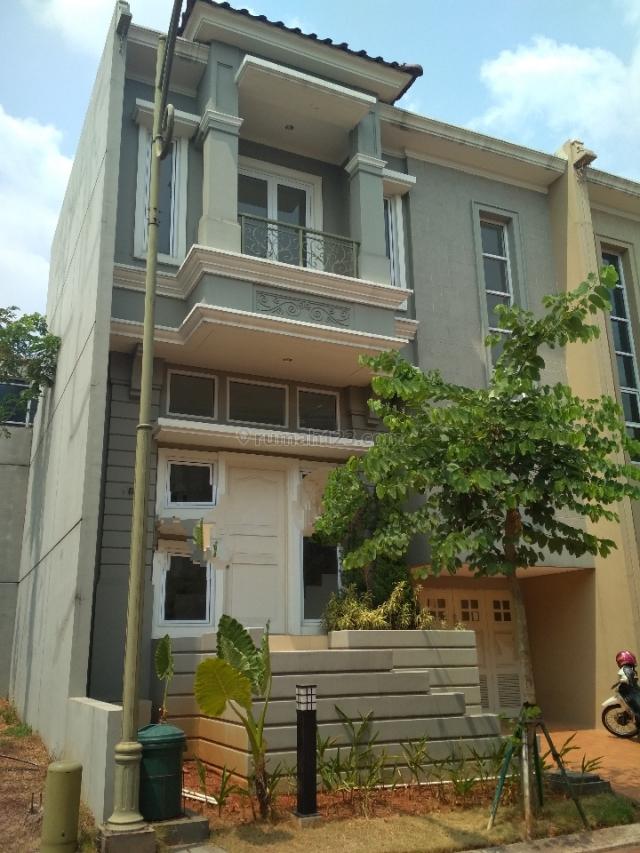 Rumah baru dan Cantik, Gading Serpong Elista Village, Tangerang