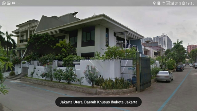 Rumah Pluit Timur Residence Jarang Ada, Pluit, Jakarta Utara