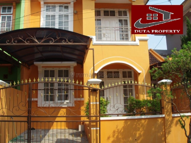 Rumah bagus dan asri di Limus Pratama Regency, Narogong, Bekasi