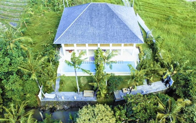 Luxury Designer Twin Villas with Amazing Views for Lease Until 2056, Canggu, Badung