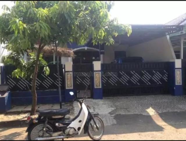 Rumah Duta Harapan di dalam cluster Lt 144m dekat Summarecon Bekasi, Duta Harapan, Bekasi