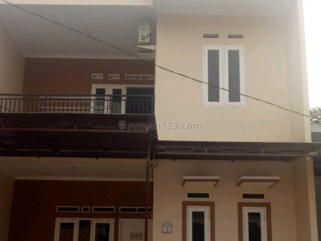 Rumah 2 lantai siap huni dijati asih bekasi jawa barat, Jati Sari, Bekasi