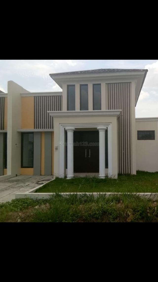 Rumah Baru Gress bergaya minimalis dengan harga murah cocok untuk investasi masa depan, jalan depan rumah cukup luas, lingkungan nyaman, Banjarmasin, Banjarmasin, Banjarmasin