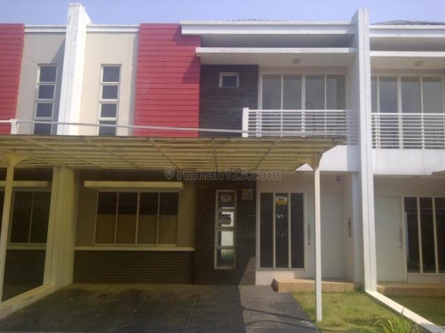 Rumah Semi furnish dan Siap Huni di Asia, Green Lake city, Tangerang, Green Lake City, Jakarta Barat