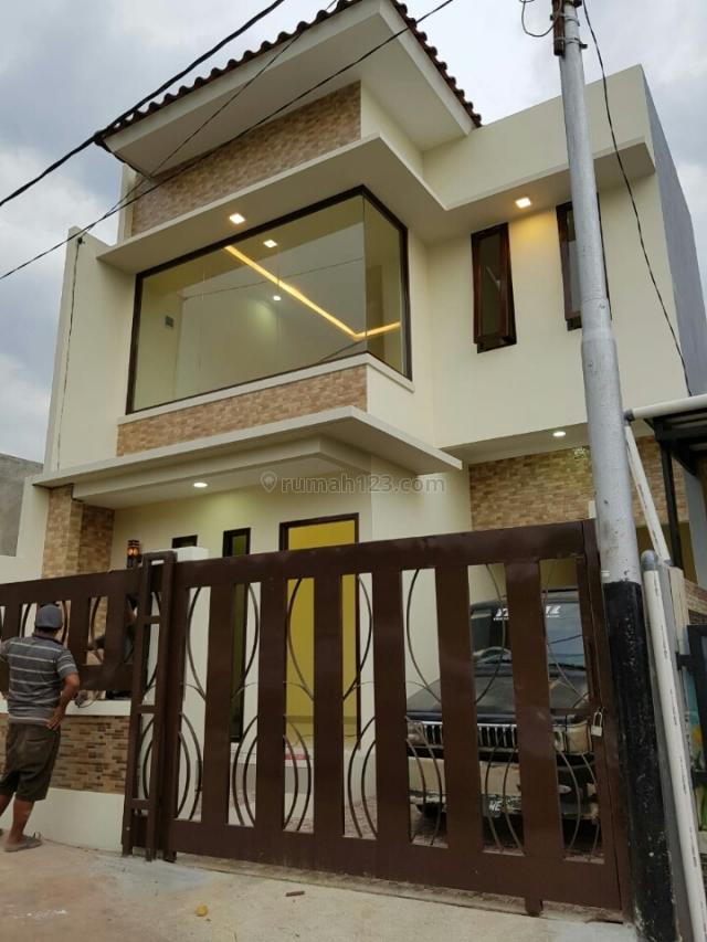 Dijual Rumah Garasi 2 Mobil Dekat Tol Jakarta Timur Cipayung Waa2