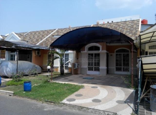 Rumah cluster 1.5 lantai Taman Adenia, Perum Graha Padma, Semarang Barat, Semarang