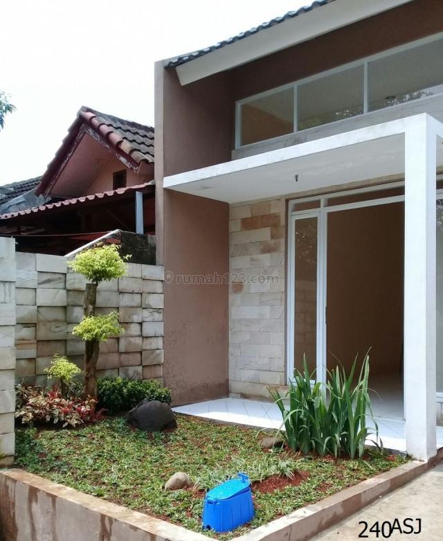Rumah minimalis LT 72 250JT di citra indah city, Cibubur, Jakarta Timur