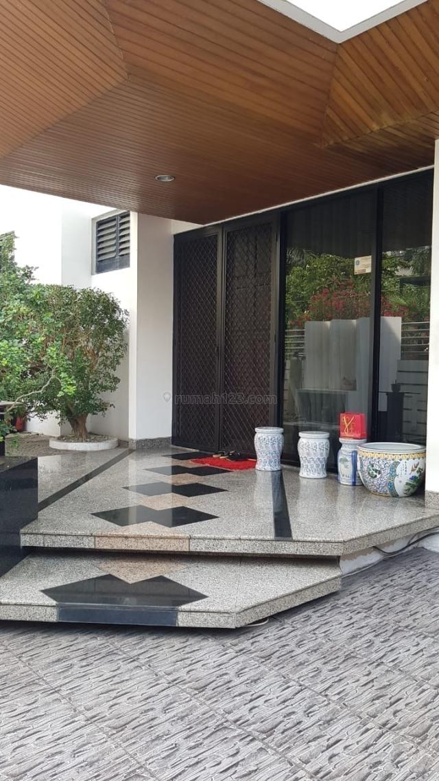 RUMAH PLUIT FULL FURNISHED HOOK 410m2 HUB 081280069222 JENNI PR-014920, Pluit, Jakarta Utara