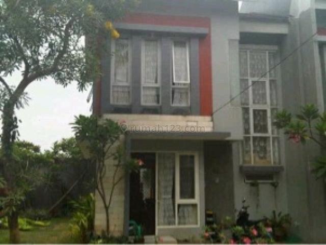 Rumah  cantik dan terawat di Cirendeu, Cireundeu, Tangerang