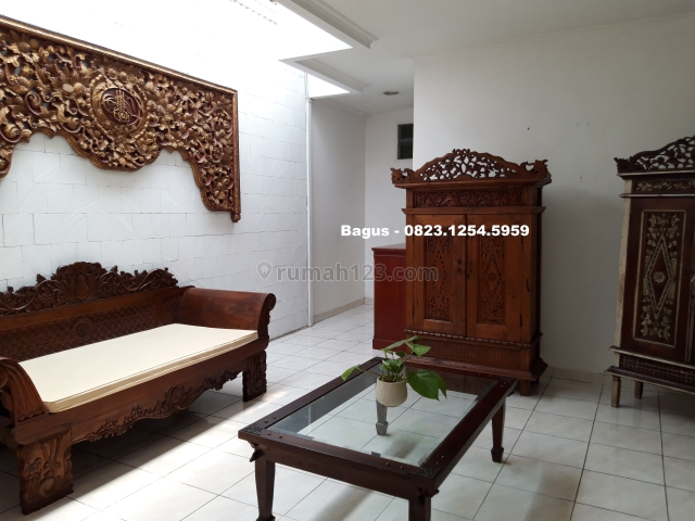 Rumah Keren di Permata Hijau, Permata Hijau, Jakarta Selatan