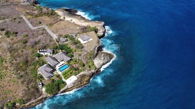 Resort Atas Tebing di Nusa Lembongan, Klungkung, Nusa Lembongan
