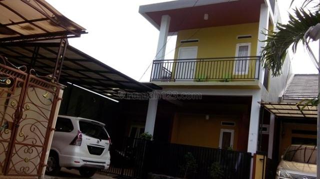 Rumah nyaman di Jati Indah Residence, Pondok Gede, Bekasi