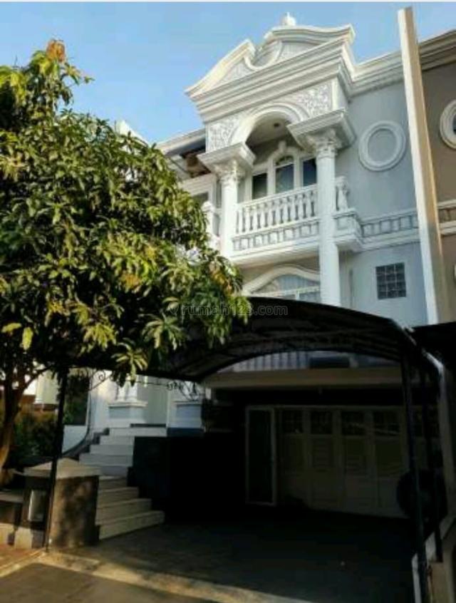 rumah di PIK cluster florence...lt.160m2..jalan lebar.jakarta utara, Pantai Indah Kapuk, Jakarta Utara