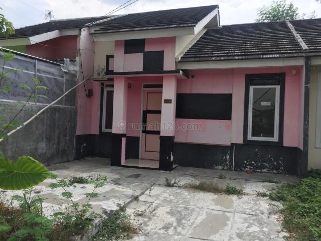 Rumah Manis Siap Huni over kredit 80jt Citra Indah City, Cibubur, Jakarta Timur
