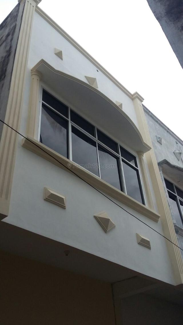 Butuh uang cepat, jarang ada rumah murah, baru renovasi, Ilir Timur I, Palembang