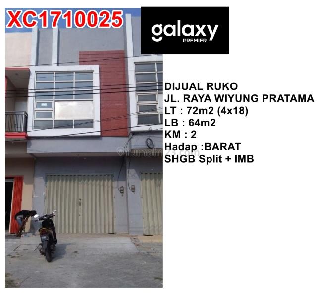 Ruko Jl. Raya Wiyung Pratama, Wiyung, Surabaya