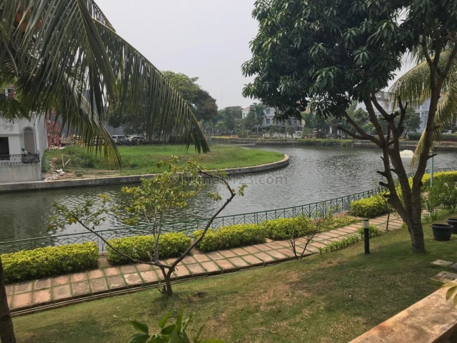 PIK DAMAR VIEW DANAU 10X23 ONLY 10.5M!!, Pantai Indah Kapuk, Jakarta Utara