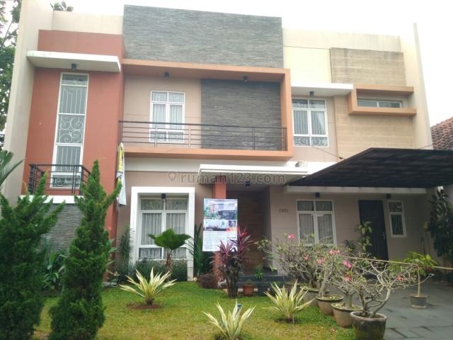 Rumah Harga Murah, Bangunan Mandiri Cluster Sutera Elok - Alam Sutera, Alam Sutera, Tangerang