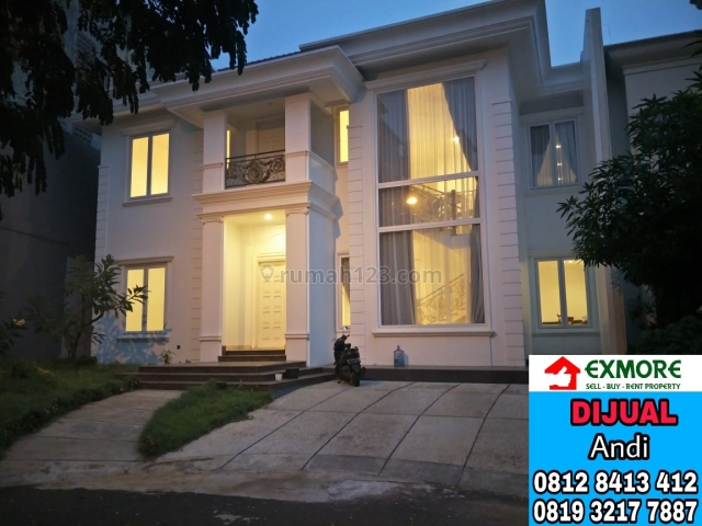 Rumah dijual 2 lantai, 5 kamar hos3844310 | rumah123.com