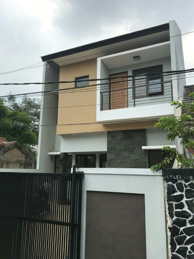 Rumah lux minimalis asri, Margahayu, Bandung