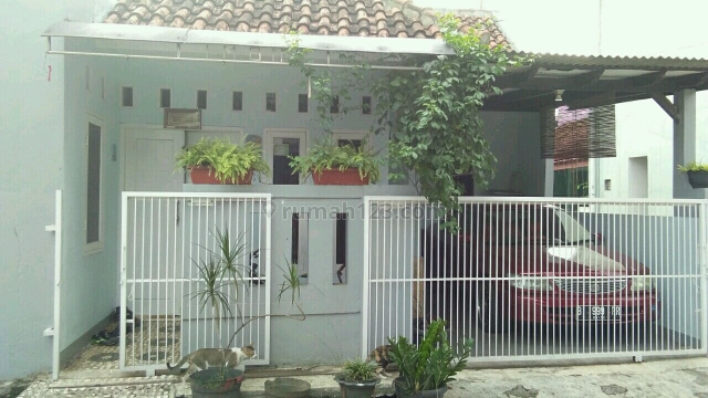 Rumah di Kav Pelita Air Service ( sebelah masjid kubah mas ), Cinere, Depok