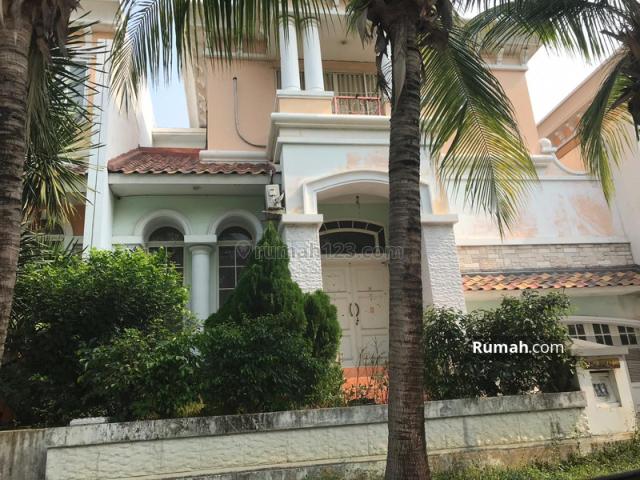 Rumah Di Flamboyan, (12x23), Pantai Indah Kapuk, Jakarta Utara