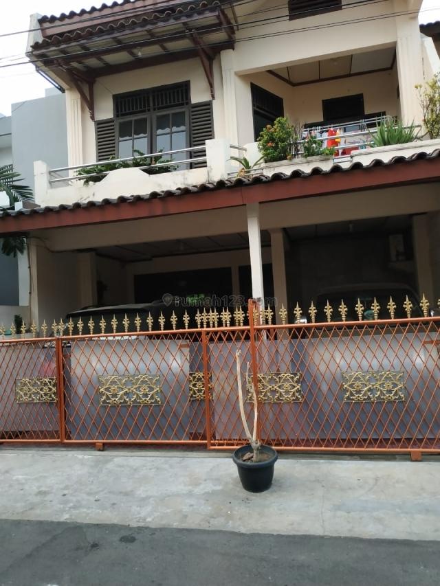 Rumah dijual 2 lantai, 5 kamar hos3862583 | rumah123.com