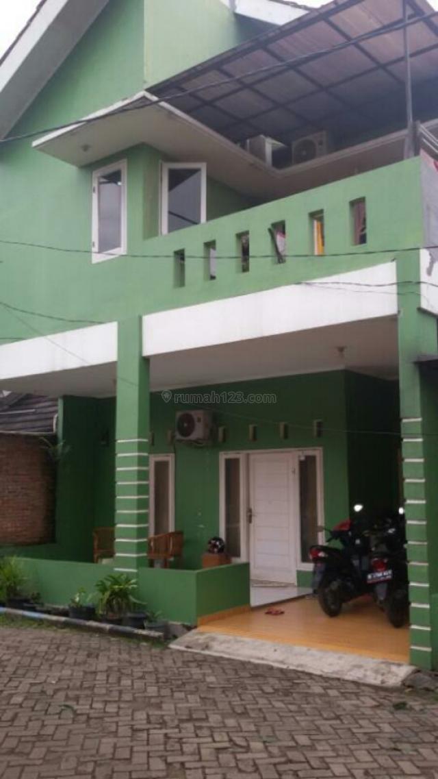BU-Rumah luas 2Lt siap huni, Jati Luhur, Bekasi