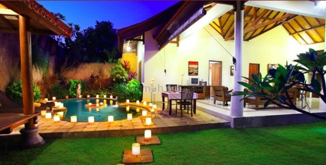 Villa Legian kompleks dengan 8 unit villa, Legian, Badung