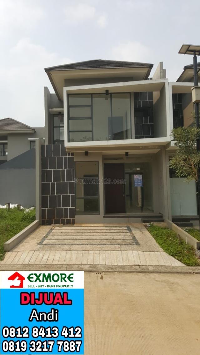 Rumah baru 2 lantai murah di Golden Park 2, Cisauk, Tangerang