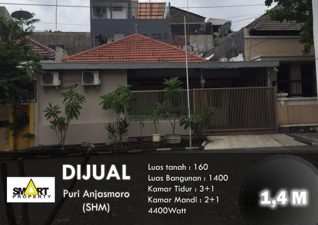 Rumah Puri anjasmoro, Puri Anjasmoro, Semarang