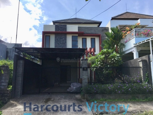 Rumah 2lantai lokasi strategis Area Renon, Renon, Denpasar