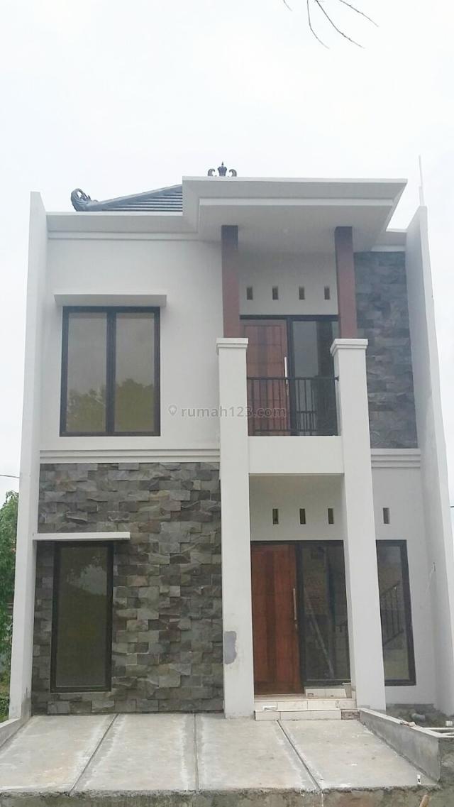 Rumah 2 Lantai, Citayam, Depok