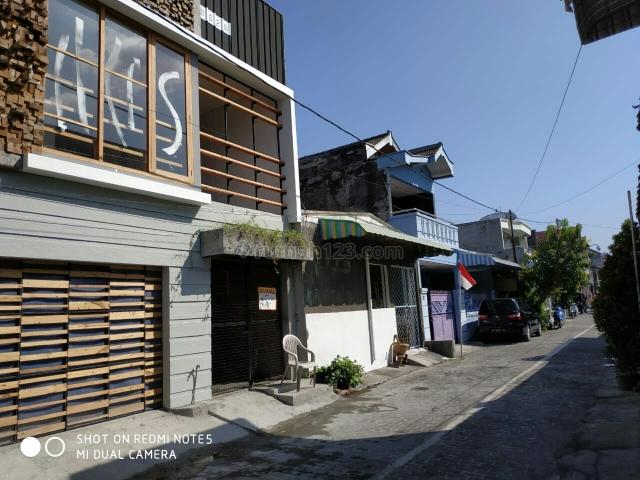 Rumah cantik artistik, Baki, Sukoharjo