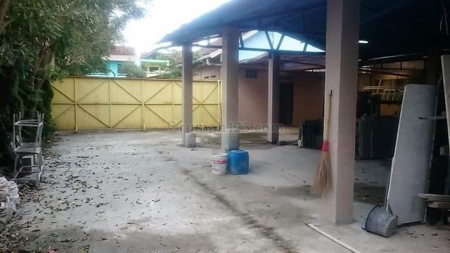 Gudang Di Sayap TKI, Margahayu, Bandung