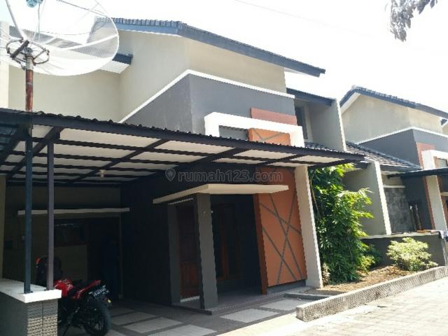 Rumah baru, Kartosuro, Sukoharjo