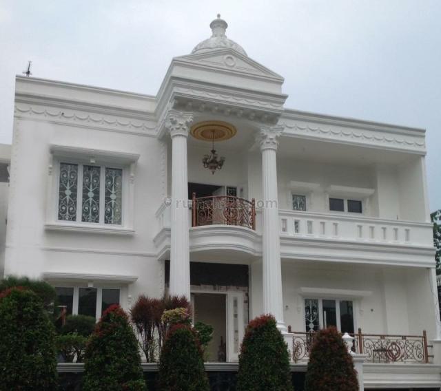 RUMAH MEWAH FULL FURNISH DI CITRA GRAN CIBUBUR - HARGA NEGO, Cibubur, Bekasi