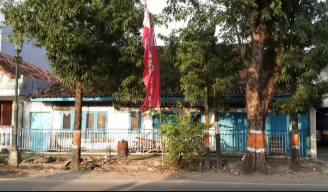 Rumah MT. Haryono purwodadi, Purwodadi, Purwodadi